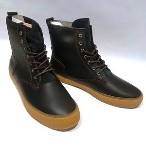 """NEW Pointer """"Rollins"""" Leather Boots, Men's Size 11"""